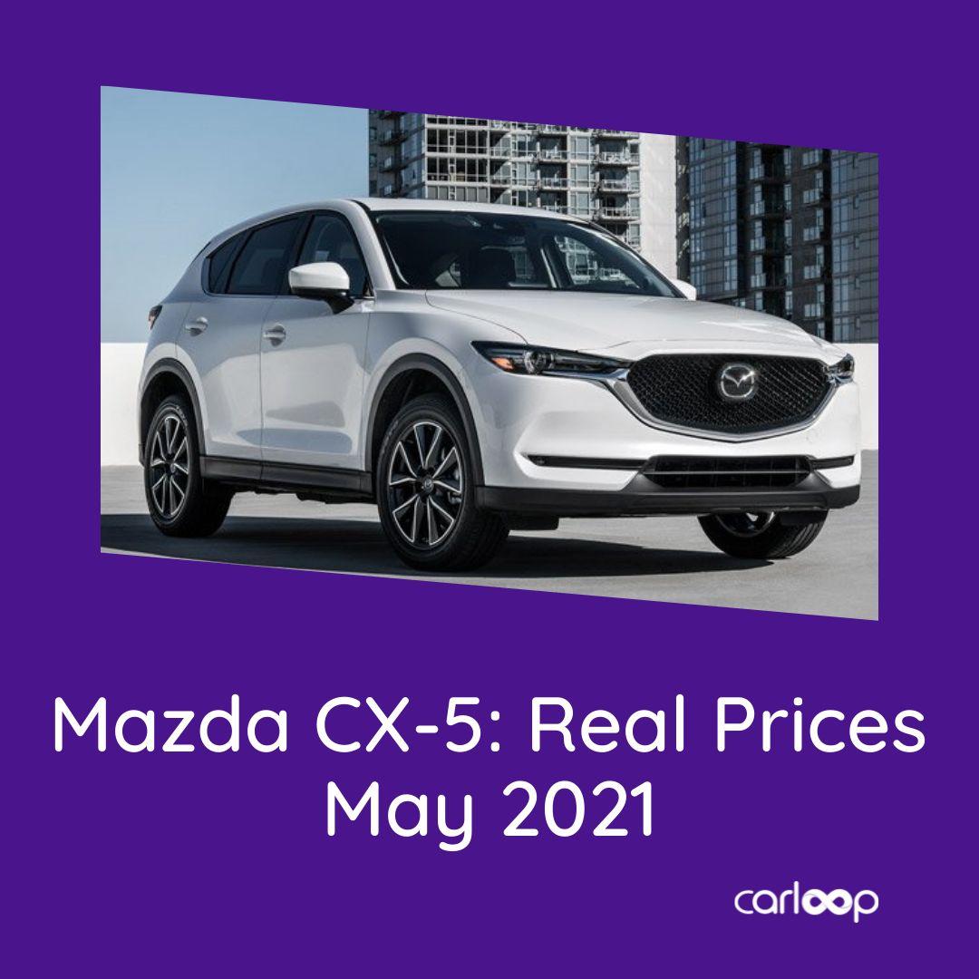 Mazda CX-5 May Insights